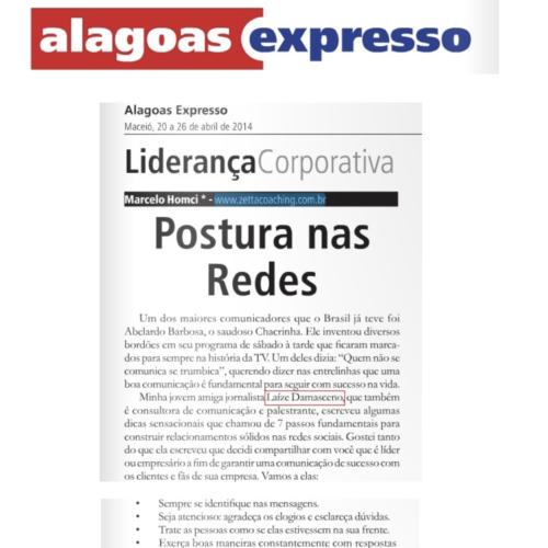 JORNAL ALAGOAS EXPRESSO